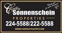 Cathy Sonnenschein Properties