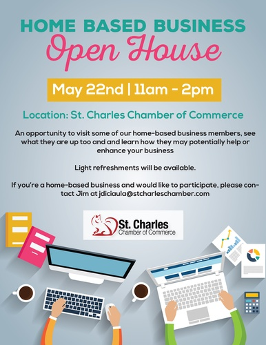 Home Based Business Open House