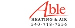 Able Heating and Air, Inc.