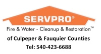 SERVPRO of Culpeper & Fauquier Counties
