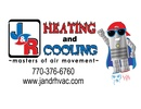 J&R Heating and Cooling