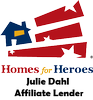 Homes for Heroes - Julie Dahl Affiliate Lender