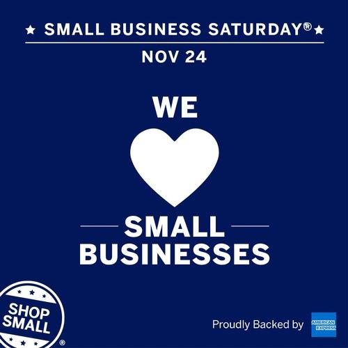 2020 Small Business Saturday.Small Business Saturday Nov 27 2020 To Nov 28 2020