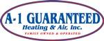 A-1 Guaranteed Heating & Air Conditioning