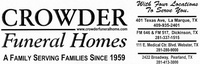 Crowder Funeral Home