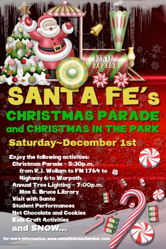 Christmas Parades Near Me 2019.Christmas Parade Christmas In The Park 2019 Dec 7