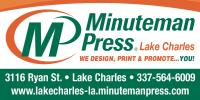 Minuteman Press of Lake Charles, Inc