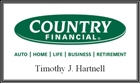 Tim Hartnell COUNTRY Financial