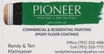 PIONEER PAINTING