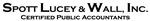 Spott, Lucey & Wall, Inc. CPAs