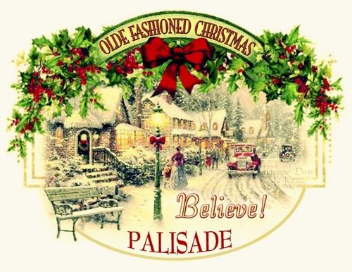 2019 Palisade Olde Fashioned Christmas