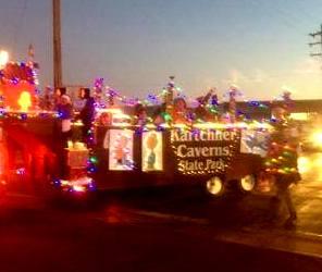 59th Annual Christmas Light Parade - Dec 2, 2017 - Sierra Vista ...