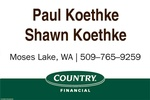 Country Insurance & Financial Services - Koethke