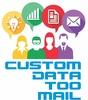 Custom Data Too Mail