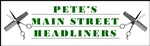 Pete's Main Street Headliners, LLC