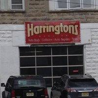 Harringtons Auto Body