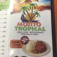 Mojito Tropical