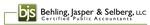 Behling, Jasper & Selberg, LLC