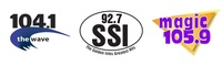 Golden Isles Broadcasting  |  Wave 104.1 / Magic 105.9 / WSSI 92.7