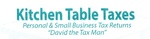 Kitchen Table Taxes