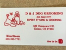 D & J Dog Grooming