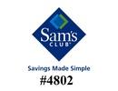 Sam's Club #4802
