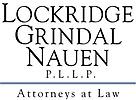 Lockridge Grindal Nauen P.L.L.P.