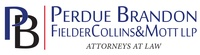 Perdue Brandon Fielder Collins & Mott LLP Attorneys At Law
