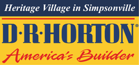 DR Horton, Inc. - Heritage Village
