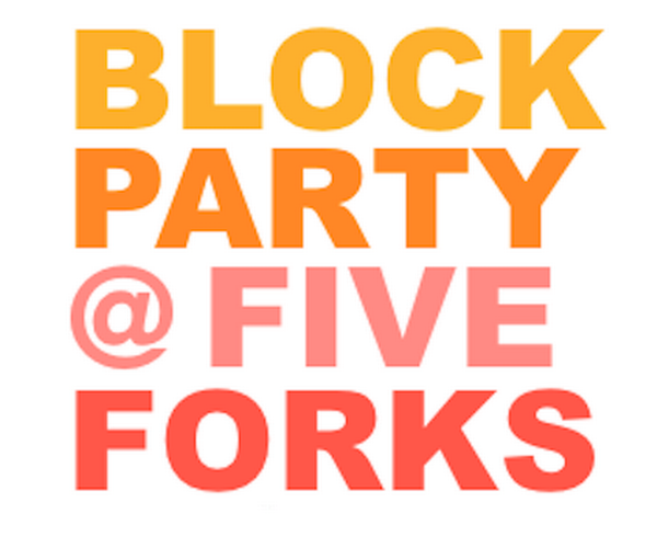 2020 Block Party @ Five Forks