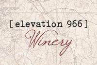 Elevation 966 Winery