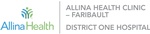 Allina Health - Faribault