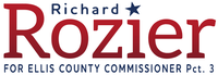 Richard Rozier for Ellis County Commissioner pct. 3