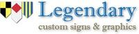 Legendary Custom Signs & Graphics