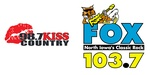 98.7 KISS Country / 103.7 The Fox / KIOW 107.3 / KCHA 95.9