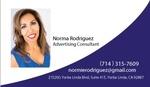Norma Rodriguez, Advertising Consultant
