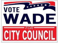 Wade for Council