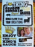 JJ King's Secret Sauce
