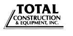 Total Construction & Equipment