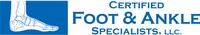 Certified Foot and Ankle Specialists