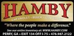 Hamby Automotive Network