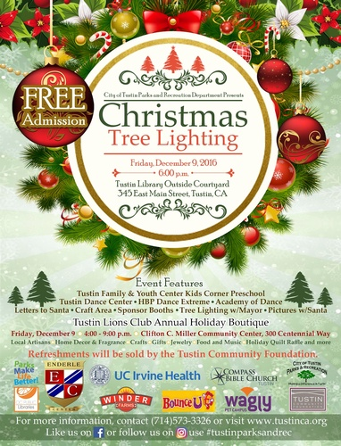 Christmas Tree Current Flyer