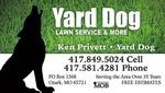 Yard Dog Lawn Service