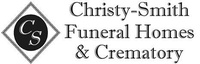 Christy - Smith Funeral Homes Inc
