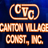 Canton Village Construction