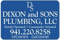 Dixon & Sons Plumbing, LLC