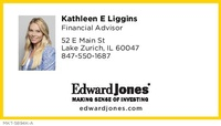 EDWARD JONES INVESTMENTS-Kathleen Liggins