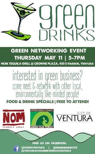 Green Drinks Ventura County