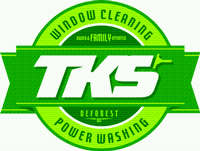 TKS Window Cleaning and Powerwashing, LLC
