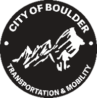 City of Boulder Department of Transportation and Mobility